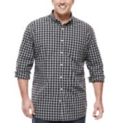 The Foundry Supply Co.™ Long-Sleeve Poplin Shirt - Big & Tall