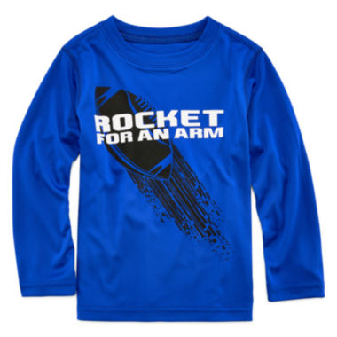 jcpenney.com | Xersion™ Long-Sleeve Tee - Toddler Boys 2t-5t