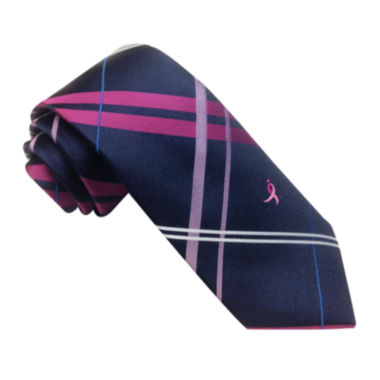 jcpenney.com | Susan G. Komen® Large Open Plaid Tie