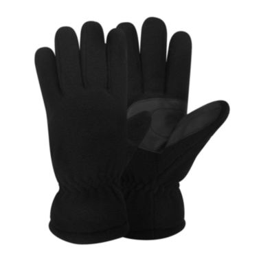 jcpenney.com | J. Ferrar® Gathered-Wrist Fleece Gloves with Touch Technology