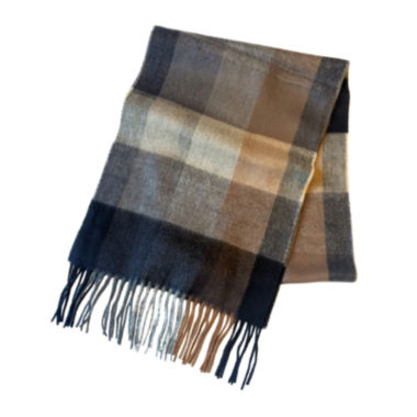 jcpenney.com | Stafford® Large Plaid Scarf