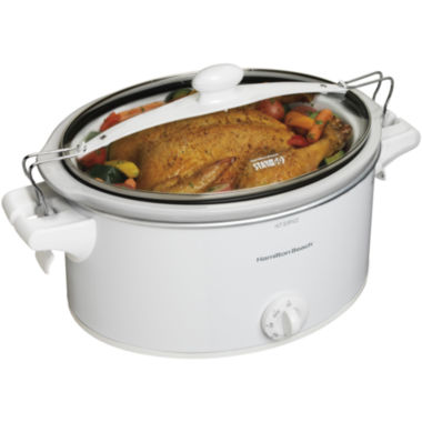 jcpenney.com | Hamilton Beach® Stay or Go® 6-qt. Slow Cooker