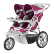 InStep® Safari Double Stroller
