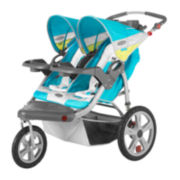 InStep® Grand Safari Double Stroller