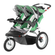 Schwinn® Turismo Double Jogging Stroller