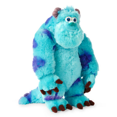 "jcpenney.com | Disney Collection Sulley Medium 14"" Plush"