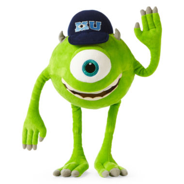 "jcpenney.com | Disney Collection Mike Wazowski Medium 17"" Plush"