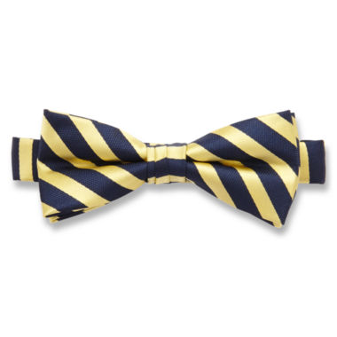 jcpenney.com | IZOD® Gordie Striped Bow Tie - Boys