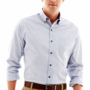 Claiborne Stretch Cotton Oxford