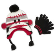 Critter Hat & Gloves Set - Boys