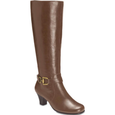 jcpenney.com | A2 by Aerosoles® Pariwinkle Knee-High Boots
