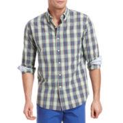 IZOD® Tartan Plaid Shirt