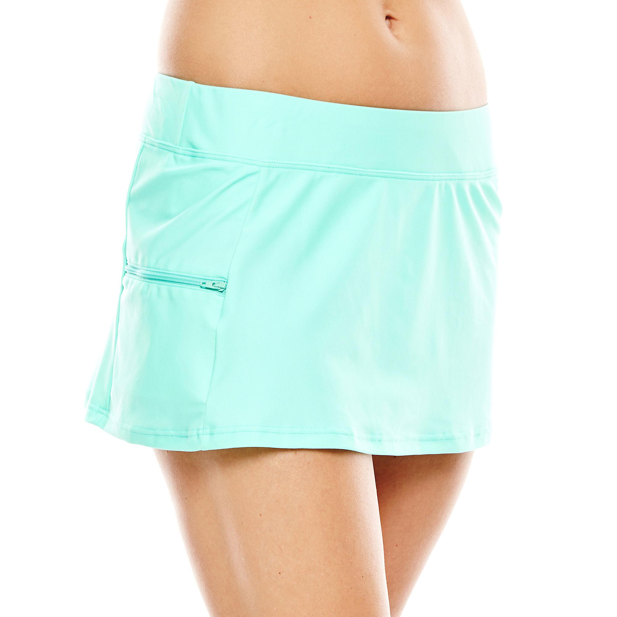Aqua Couture Skirtini Swim Bottoms plus size,  plus size fashion plus size appare