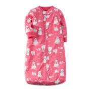 Carter's® Snowman Sleep Bag - Baby Girls One Size