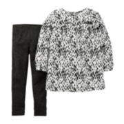 Carter's® Tunic and Leggings - Toddler Girls 2t-5t