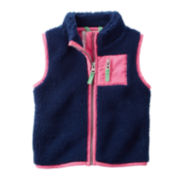 Carter's® Full-Zip Vest - Preschool Girls 4-6x