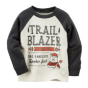 Carter's® Trailblazer Thermal Tee - Toddler Boys 2t-5t