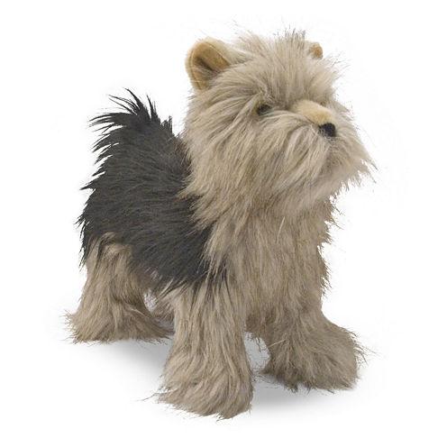 Melissa & Doug® Yorkshire Terrier Plush