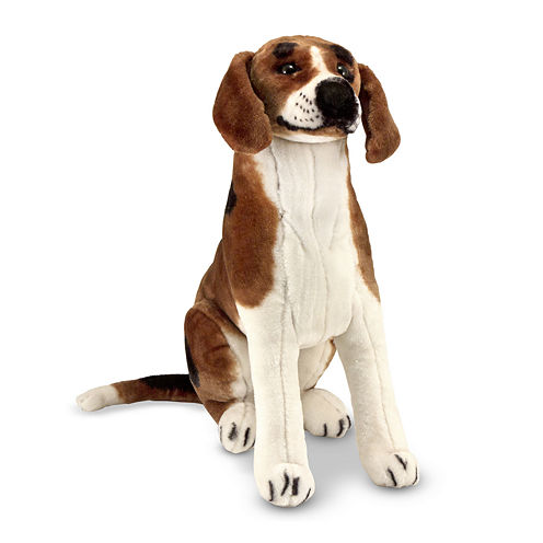 Melissa & Doug® Beagle - Plush