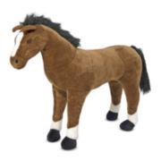 Melissa & Doug® Horse Plush