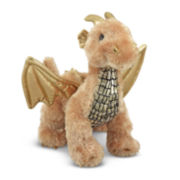 Melissa & Doug® Luster Dragon Plush