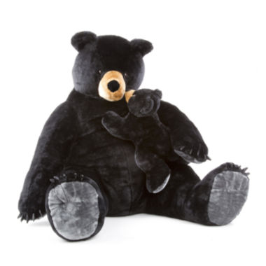 jcpenney.com | Melissa & Doug® Black Bear and Cub Plush