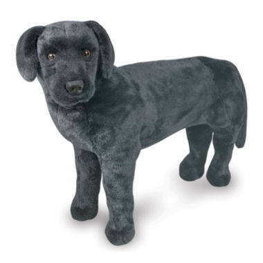 jcpenney.com | Melissa & Doug® Black Lab Plush