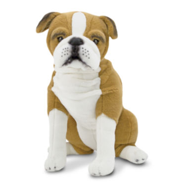 jcpenney.com | Melissa & Doug® English Bulldog Plush
