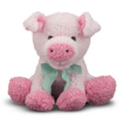 Melissa & Doug® Meadow Medley Piggy Plush