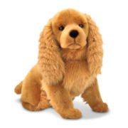 Melissa & Doug® Cocker Spaniel Plush