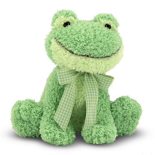 Melissa & Doug® Meadow Medley Froggy Plush