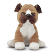 Melissa & Doug® Bentley Boxer Plush