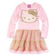 Hello Kitty® Tutu Dress - Preschool Girls 4-6x