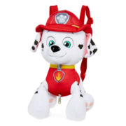 "Paw Patrol 10"" Marshall Plush Backpack"