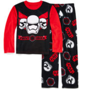 Star Wars Episode VII 2-pc. Fleece Pajama Set - Boys 4-10