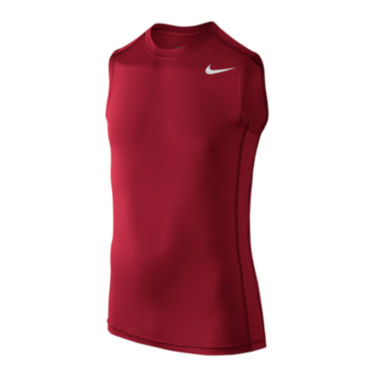 jcpenney.com | Nike® Base Layer Dri-FIT Muscle Tee - Boys 8-20