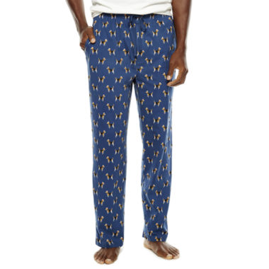jcpenney.com | Stafford® Knit Pajama Pants - Big & Tall