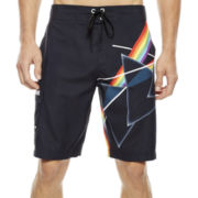 Bioworld® Pink Floyd Swim Trunks