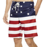 Bioworld® Americana Swim Trunks