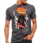 Star Wars: Force Awakens™ Short-Sleeve Red Threats T-Shirt