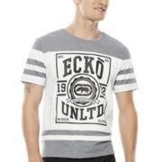 Ecko Unltd.® Yoked Box Logo Tee