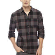 Vans® Downtown Long-Sleeve Woven Shirt
