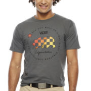 Vans® Bear Check Graphic Tee