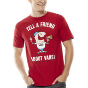 Vans® Tell a Friend Graphic Tee