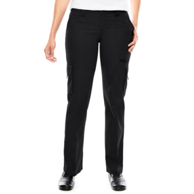 jcpenney.com | Dickies® Womens Relaxed-Fit Straight-Leg Cargo Pants