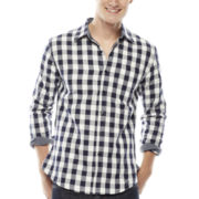 No Retreat Hamsted Long-Sleeve Woven Shirt