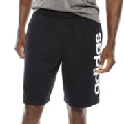 adidas® Linear Fleece Shorts