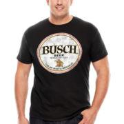 Busch® Short-Sleeve Graphic Tee - Big & Tall