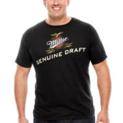 Miller® Genuine Draft Graphic Tee - Big & Tall