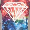 Charcl Nvy DiamondSwatch